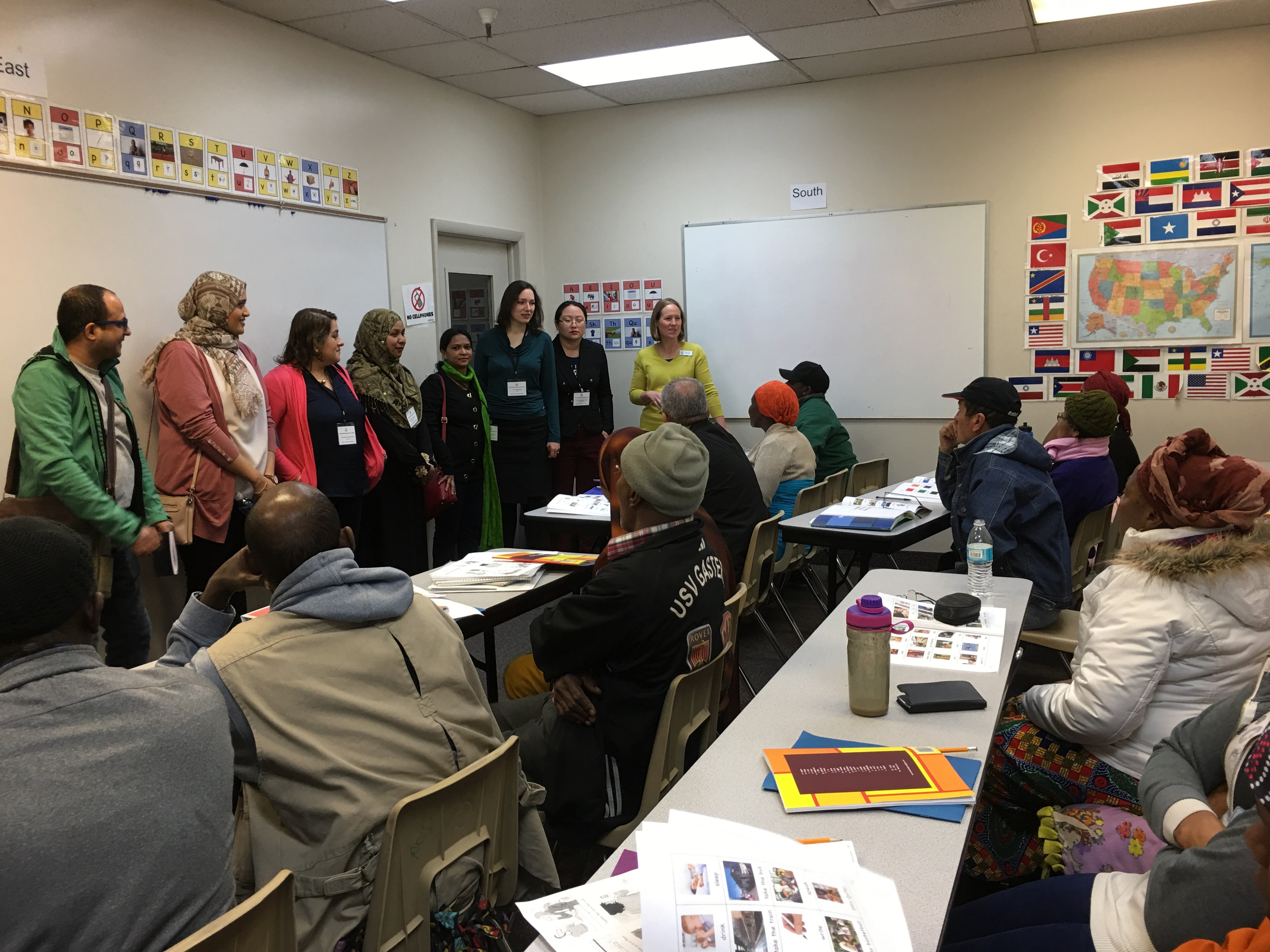 American Language Meeting w Humanitarian Center March 2017 photo by FMB Utah Council for Citizen Diplomacy