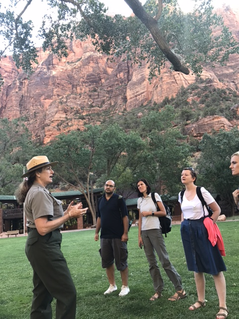 Zion Save The Planet August 2017 Photo by Allison 29 Utah Council for Citizen Diplomacy