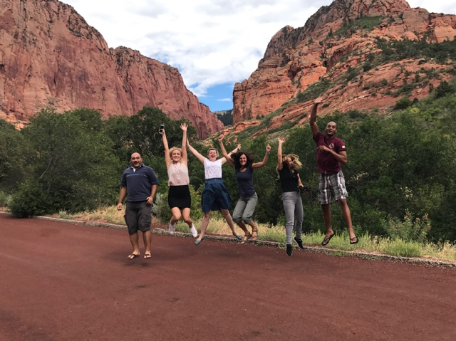 Zion Save The Planet August 2017 Photo by Allison 4 Utah Council for Citizen Diplomacy