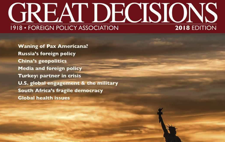 Great Decisions_Utah Council for Citizen Diplomacy