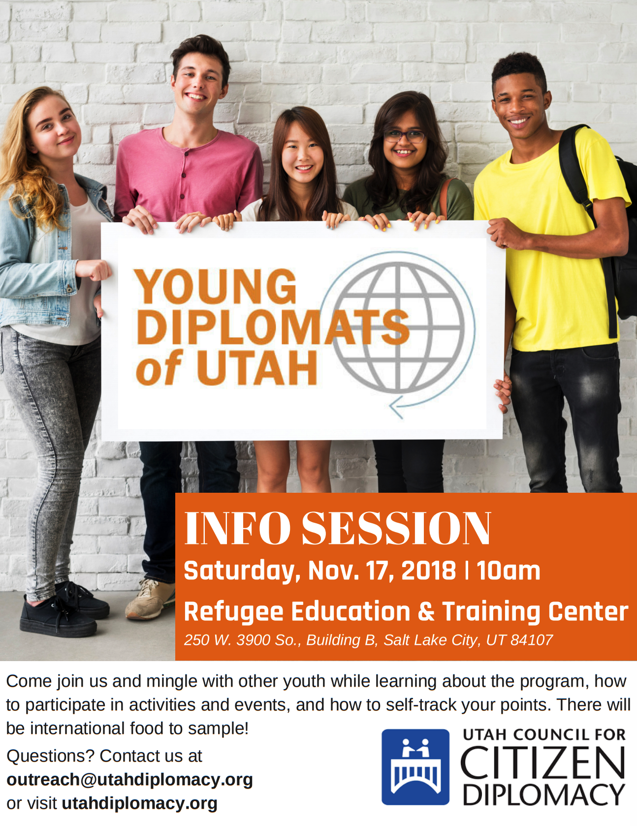 YDOU Info Session_Utah Council for Citizen Diplomacy